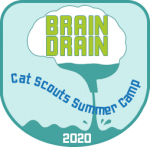 Brain Drain Activity Badge