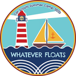 Whatever Floats Badge