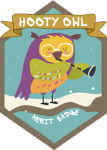 Merit Badge: Hooty Owl