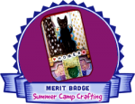 Merit Badge: Summer Camp Crafts