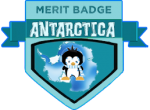 Merit Badge: Antarctica