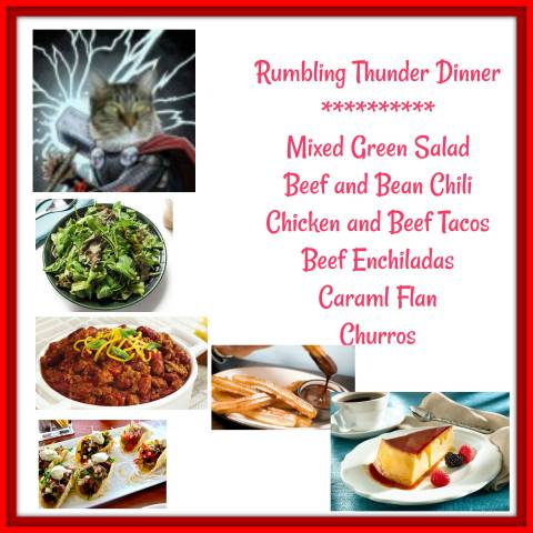Rumbling Thunder Chili