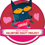 Merit Badge: Valentine Craft Project