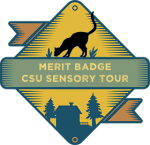 Merit Badge: Seymour's Sensory Tour